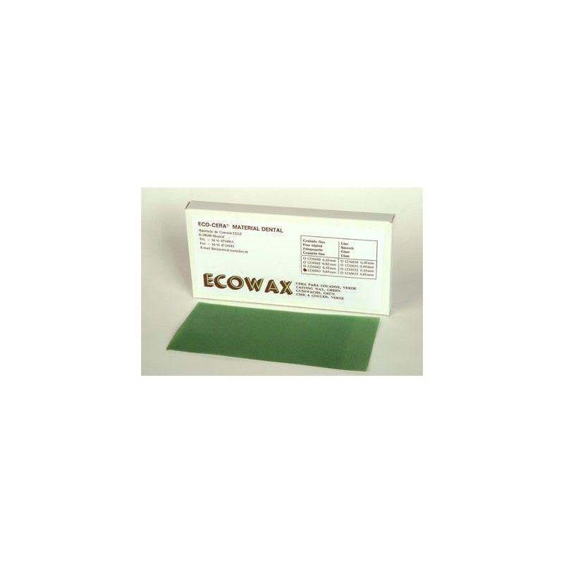 MODEL CASTING WAX SHEETS - FINE STIPPLED Model 0 30 mm  Ref :123 00 40